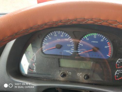 东风天龙 载货车  350匹 2010年12月 8x4